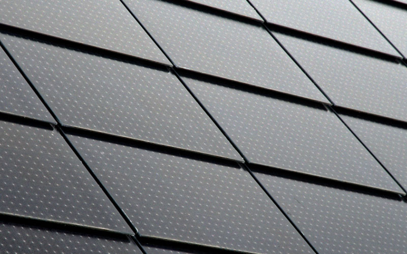 EXASUN zonnepanelen black roof