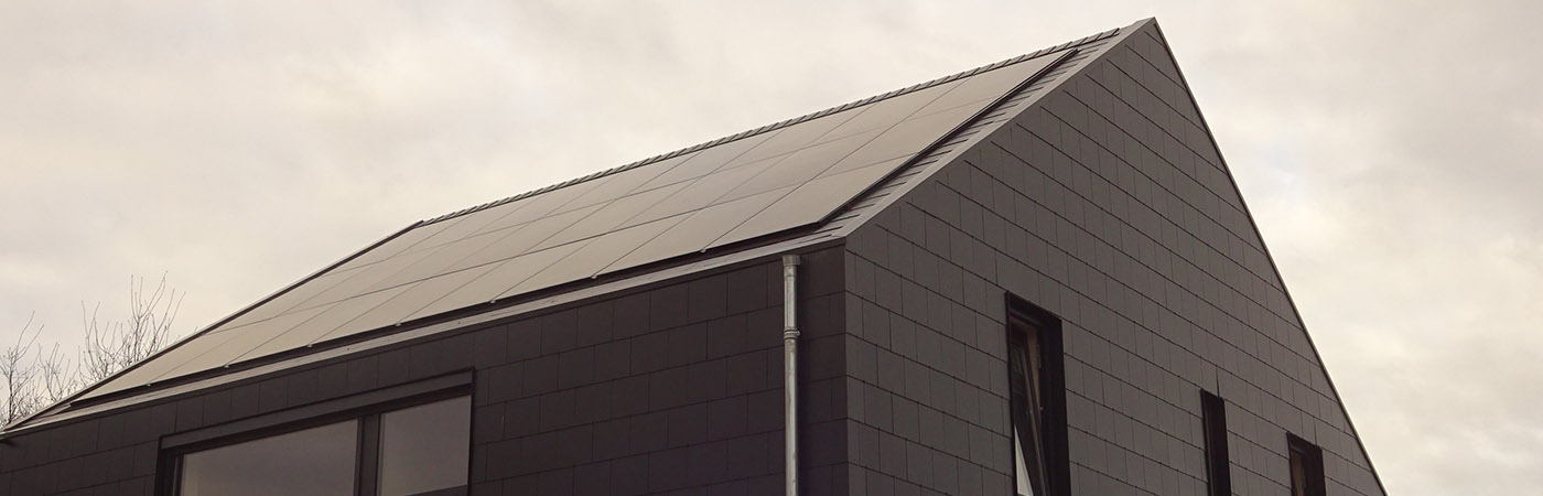 Exasun zonnepanelen Black Glass Indak